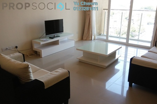 For Rent Condominium at Gaya Bangsar, Bangsar Leasehold Fully Furnished 2R/2B 3.8k