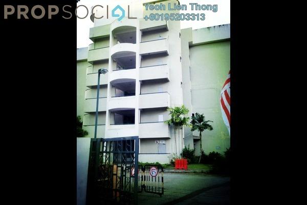 For Sale Apartment at Leader Garden, Tanjung Bungah Freehold Unfurnished 4R/2B 499k