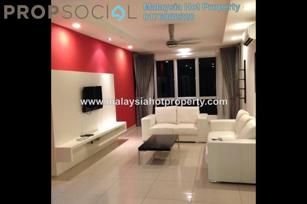 For Sale Condominium at Aston Kiara 3, Mont Kiara Freehold Fully Furnished 3R/3B 690k