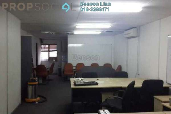 For Rent Office at USJ 1, UEP Subang Jaya Leasehold Fully Furnished 0R/0B 1.5k