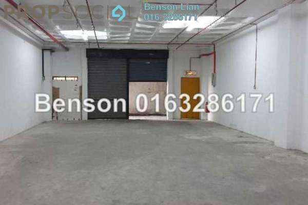 For Rent Factory at Taman Bukit Maluri, Kepong Leasehold Semi Furnished 0R/0B 2k
