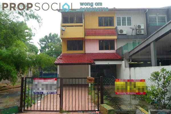 For Sale Terrace at Taman Suria Jaya, Cheras South Leasehold Unfurnished 5R/3B 650k