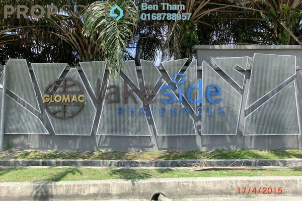 For Sale Semi-Detached at Lakeside Residences, Puchong Leasehold Unfurnished 5R/5B 1.1m