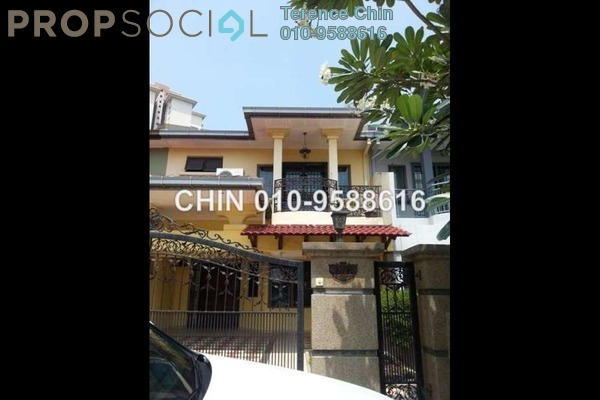 For Sale Terrace at BU7, Bandar Utama Freehold Semi Furnished 5R/4B 1.64m