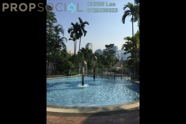 For Rent Condominium at Sri Tiara, Seputeh Freehold Fully Furnished 2R/2B 5.5k
