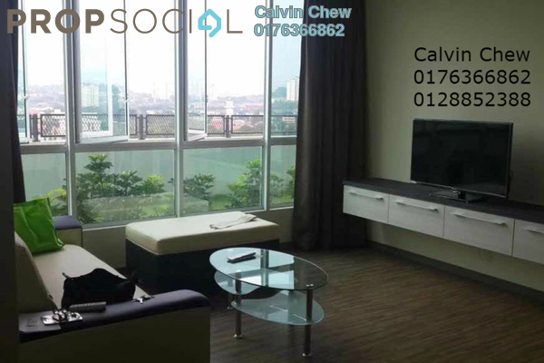 For Rent Condominium at The Loft @ ZetaPark, Setapak Leasehold Fully Furnished 1R/1B 1.8k
