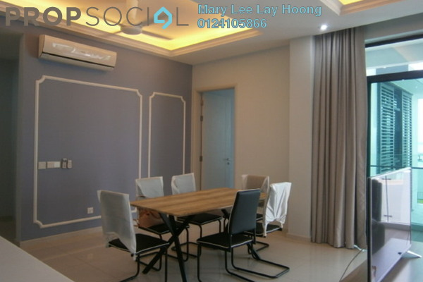 For Rent Condominium at The Light Collection III, The Light Freehold Fully Furnished 5R/5B 4.2k