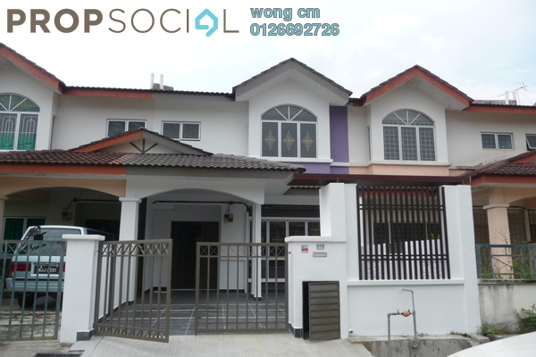 For Sale Terrace at Bandar Tasik Kesuma, Semenyih Freehold Unfurnished 4R/3B 415k