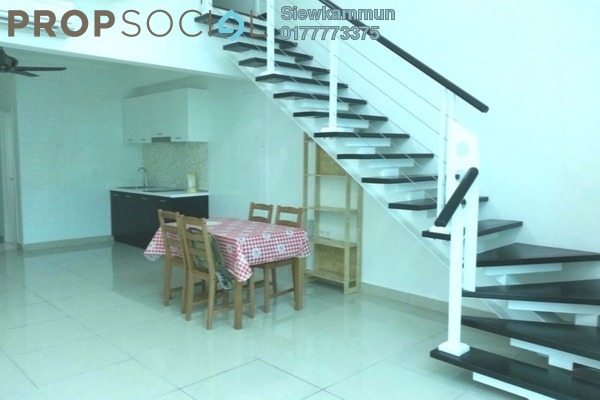 For Rent Condominium at The Scott Garden, Old Klang Road Freehold Fully Furnished 1R/2B 2k