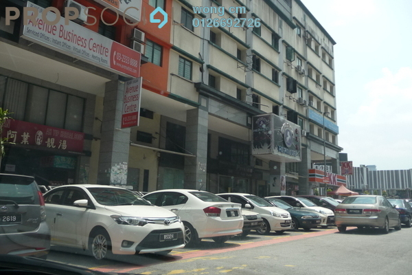 For Rent Shop at Fraser Business Park, Sungai Besi Freehold Unfurnished 0R/0B 5.8k
