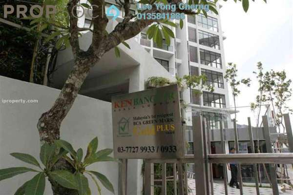 For Rent Condominium at Ken Bangsar, Bangsar Freehold Fully Furnished 3R/2B 8.5k