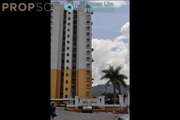 For Sale Condominium at Villa Emas, Bayan Indah Leasehold Unfurnished 3R/2B 430k