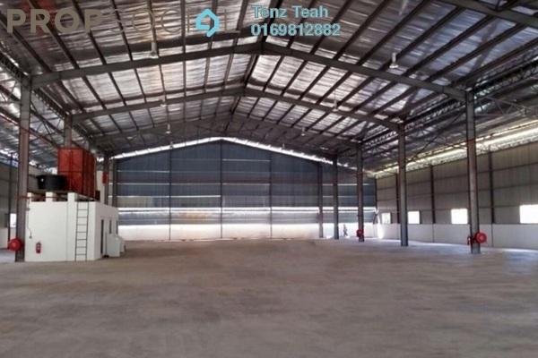 For Rent Factory at Mahkota Industrial Park, Banting Freehold Unfurnished 1R/4B 14k