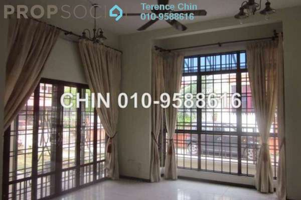 For Rent Terrace at Damansara Emas, Kota Damansara Leasehold Semi Furnished 4R/3B 2.3k