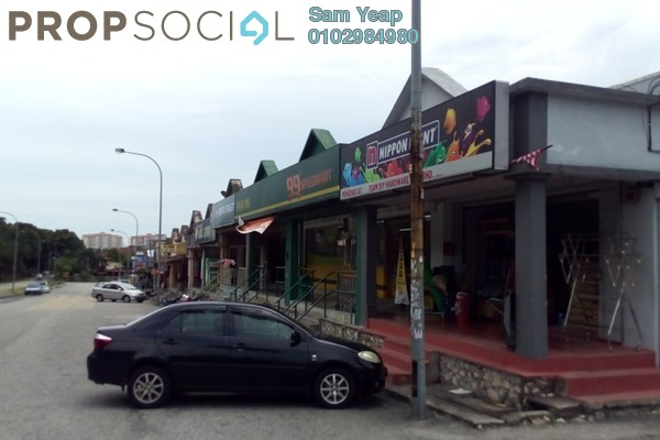 For Rent Shop at BP3, Bandar Bukit Puchong Freehold Unfurnished 0R/0B 3k