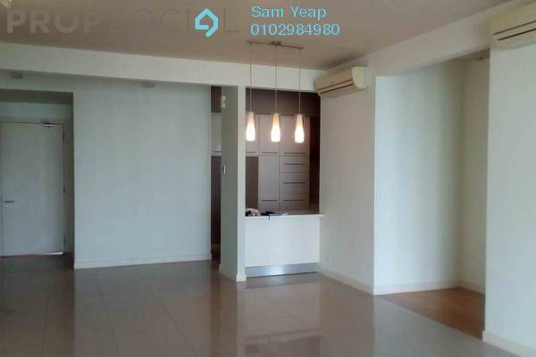 For Rent Condominium at Kiaramas Ayuria, Mont Kiara Freehold Semi Furnished 3R/3B 4.3k