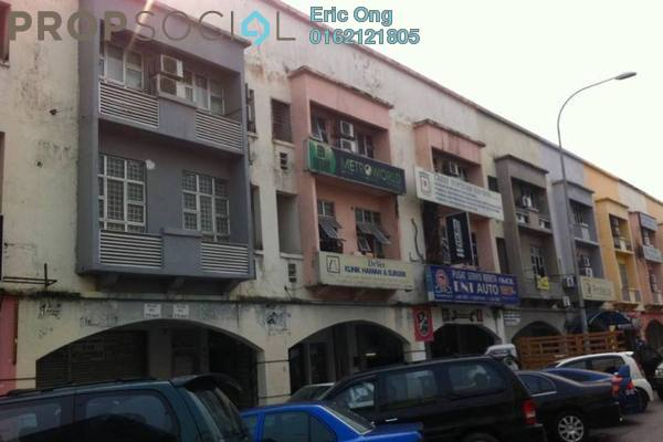 For Rent Office at Danau Kota, Setapak Leasehold Unfurnished 4R/2B 1.5k