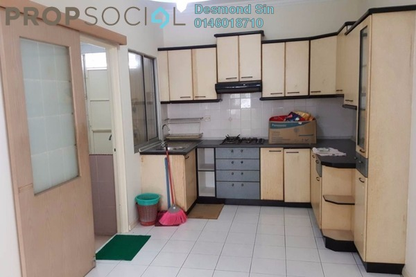 For Sale Condominium at Villa Emas, Bayan Indah Leasehold Semi Furnished 3R/2B 430k