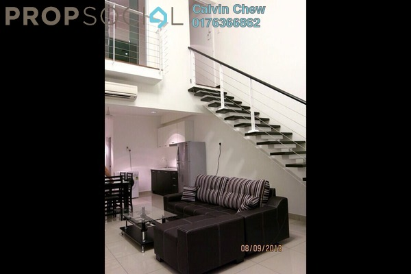 For Rent Condominium at The Scott Soho, Old Klang Road Freehold Fully Furnished 1R/2B 2.45k
