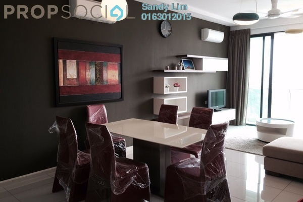 For Rent Condominium at LaCosta, Bandar Sunway Leasehold Fully Furnished 3R/2B 4.1k