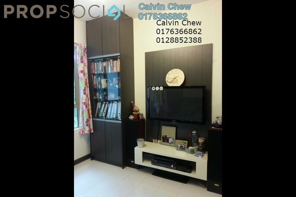 For Sale Condominium at Ritze Perdana 1, Damansara Perdana Leasehold Fully Furnished 1R/1B 348k