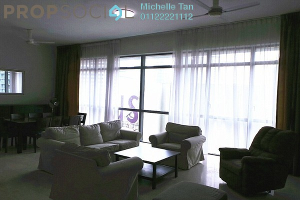 For Sale Condominium at Panorama, KLCC Freehold Fully Furnished 3R/3B 2.5m