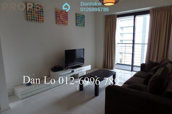 For Sale Condominium at Hampshire Place, KLCC Freehold Fully Furnished 1R/1B 930k