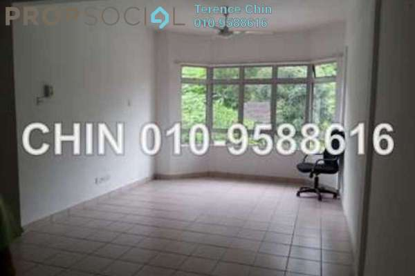 For Rent Condominium at D'Rimba, Kota Damansara Leasehold Semi Furnished 3R/2B 1.6k