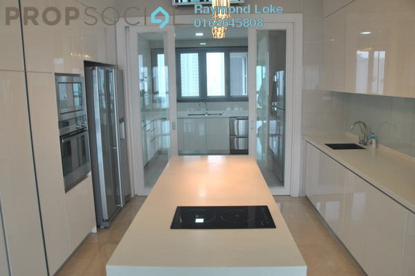 For Rent Condominium at Seni, Mont Kiara Freehold Semi Furnished 4R/5B 12k