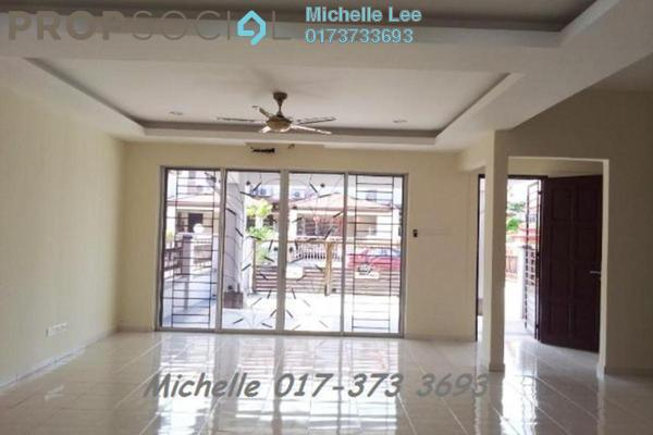 For Rent Terrace at Kemuning Utama Bayu, Kemuning Utama Freehold Unfurnished 4R/4B 1.4k