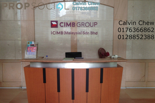 For Rent Office at Bangsar Trade Centre, Pantai Freehold Unfurnished 0R/0B 1.6k