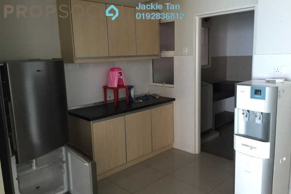 For Sale Apartment at The Zest, Bandar Kinrara Freehold Semi Furnished 3R/2B 630k