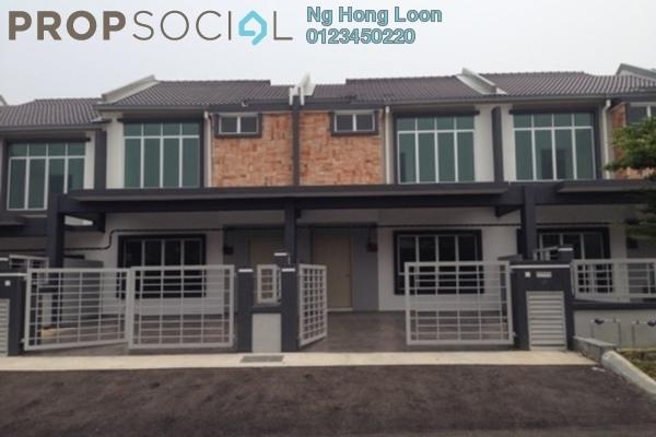 For Rent Terrace at Taman Pelangi Semenyih, Semenyih Freehold Unfurnished 4R/3B 1.25k