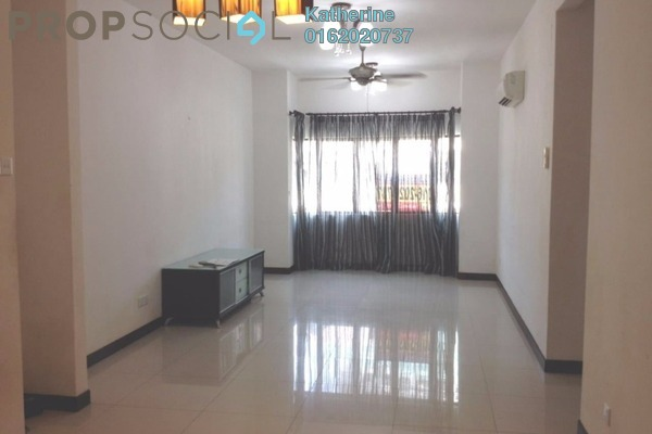 For Rent Condominium at Desa Idaman Residences, Puchong Freehold Semi Furnished 3R/2B 1.3k