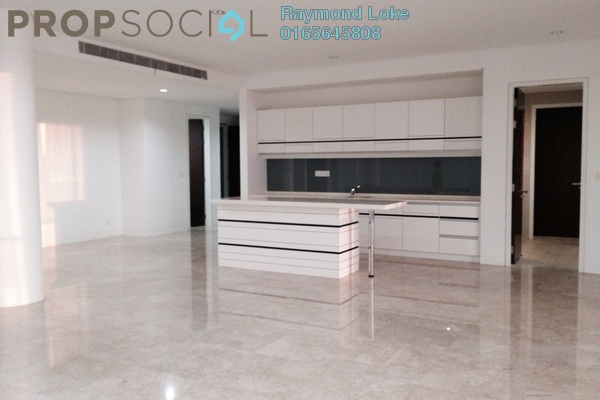 For Sale Condominium at One Menerung, Bangsar Freehold Semi Furnished 3R/5B 4.39m