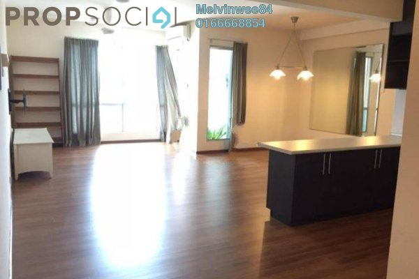 For Sale Condominium at Casa Indah 2, Tropicana Leasehold Semi Furnished 2R/2B 650k