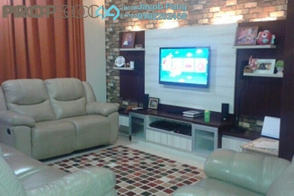 For Rent Semi-Detached at Bandar Baru Salak Tinggi, Sepang Freehold Fully Furnished 4R/2B 2.2千