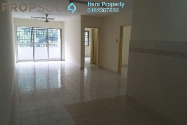 For Sale Apartment at Flora Damansara, Damansara Perdana Leasehold Unfurnished 3R/2B 238k