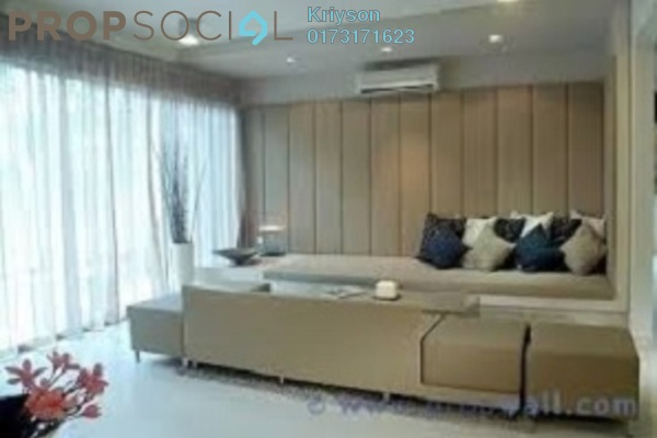 For Rent Condominium at Riana Green East, Wangsa Maju Leasehold Semi Furnished 4R/3B 3k