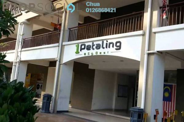 For Rent Serviced Residence at 1 Petaling, Sungai Besi Leasehold Semi Furnished 3R/2B 1.7k