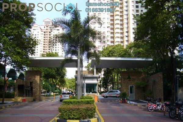 For Sale Condominium at Mont Kiara Pines, Mont Kiara Freehold Fully Furnished 3R/2B 890k