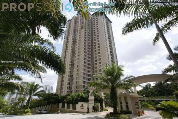 For Rent Condominium at Kiaramas Cendana, Mont Kiara Freehold Fully Furnished 4R/4B 6.5k