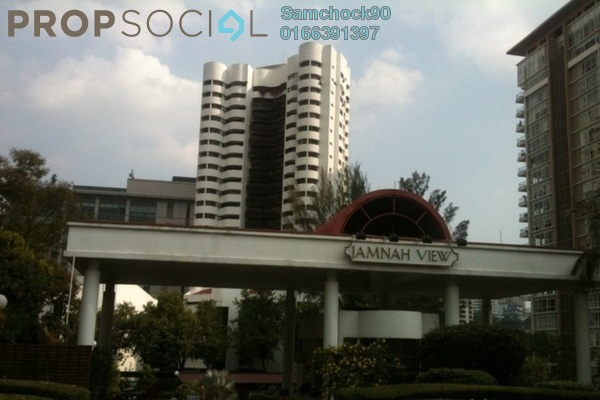 For Rent Condominium at Jamnah View, Damansara Heights Freehold Fully Furnished 3R/2B 5k