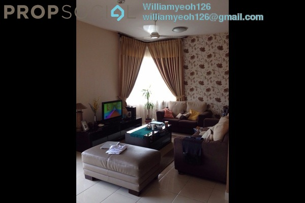 For Sale Condominium at Platinum Hill PV8, Setapak Freehold Semi Furnished 3R/2B 620k