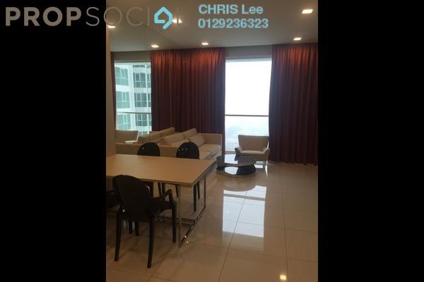 For Rent Condominium at Uptown Residences, Damansara Utama Freehold Fully Furnished 2R/2B 3.1k