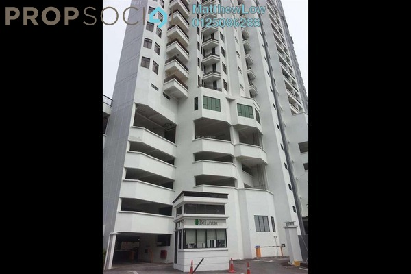 For Rent Condominium at Palm Palladium, Gelugor Freehold Fully Furnished 3R/2B 1.6k