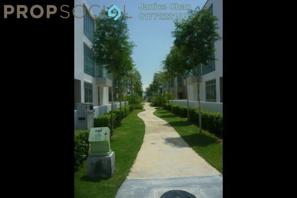 For Sale Terrace at Setia Eco Cascadia, Tebrau Freehold Unfurnished 5R/4B 838k