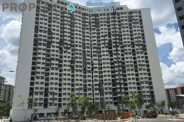 For Sale Condominium at Suasana Lumayan, Bandar Sri Permaisuri Leasehold Semi Furnished 4R/2B 450k
