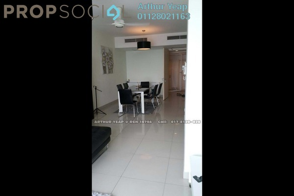 For Rent Serviced Residence at Solaris Dutamas, Dutamas Freehold Fully Furnished 2R/2B 4k