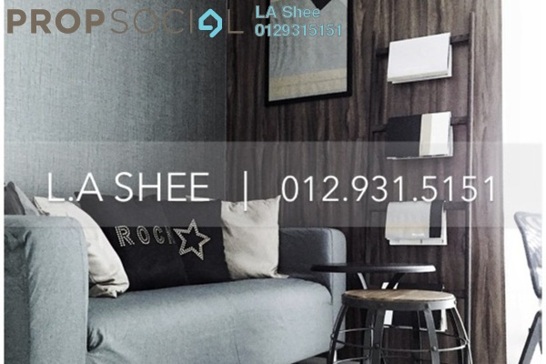For Rent Serviced Residence at Summer Suites, KLCC Leasehold Fully Furnished 0R/1B 2.7k